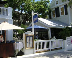 Overlooking Duval Street and serving delicious island-inspired cuisine and classic.