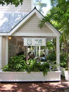 Square One - Tropical fine dining in Old Town Key West