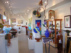 Capturing the vibrancy and creativity of Key West, this gallery offers artwork from some of the island's talented artists.