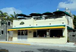 Banana Cafe on Upper Duval