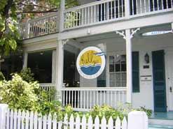 Kelly's Restaurant on Whitehead Street in Key West.