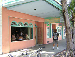 The original Margaritaville on Duval Street in Key West