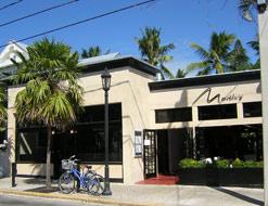 Martins restaurant on Duval Street