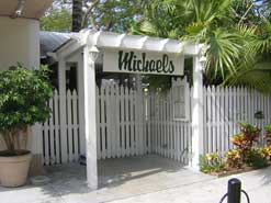 Michael's Restaurant in Key West serves scrumptious gourmet food, including the finest steak.