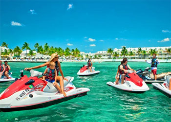 Tours around Key West are 1.5 hours, cover 14 miles, and launch five times each day.