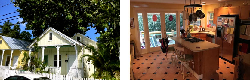 Property for sale in 2016 in Key West at 830 Olivia Street
