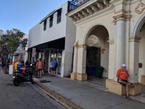 San Carlos Institute on Duval Street