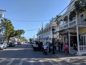 Art galleries and fine dining, just two of Key West numerous cultural assets.