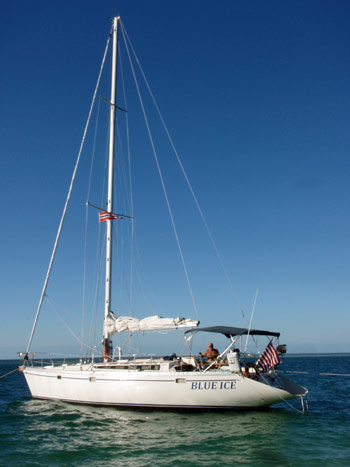Private sailboat available for charters to see Key West sunset