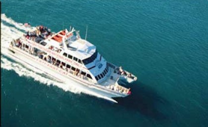 Dry Tortugas ferry boat