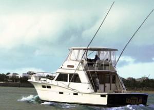 Deep sea fishing boat Ultra Grand Slam
