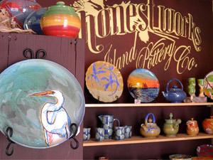 Original, handmade pottery