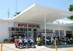 Mopeds in Key West