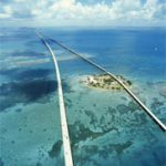 The Overseas Highway, a journey across the ocean - and numerous bridges