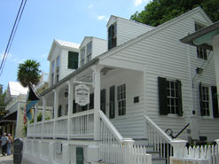 Image of the Wreckers House - the oldest house in Key West